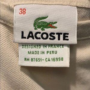 Lacoste Dresses - Lacoste Vintage Tennis Dress
